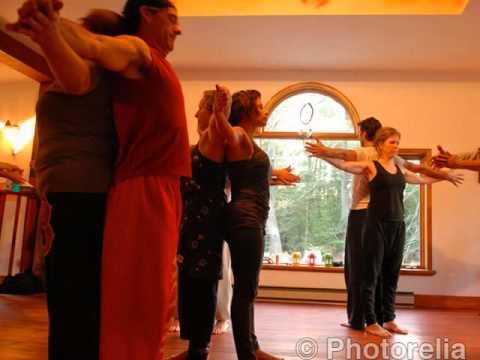 Yoga Partenaire à Yoga Salamandre, nov. 2013