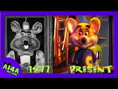 History of Chuck E. Cheese's voice!