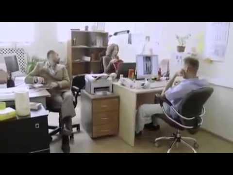 Russian Commercial (Funny) - Car Insurance claim