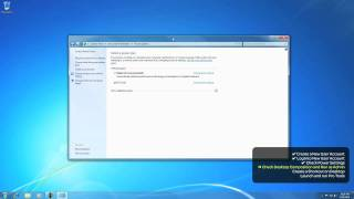 Creating a New User - Windows 7 - Pro Tools® Troubleshooting