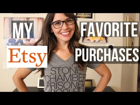 My favorite ETSY purchases! Gifts Ideas and Baby Announcements