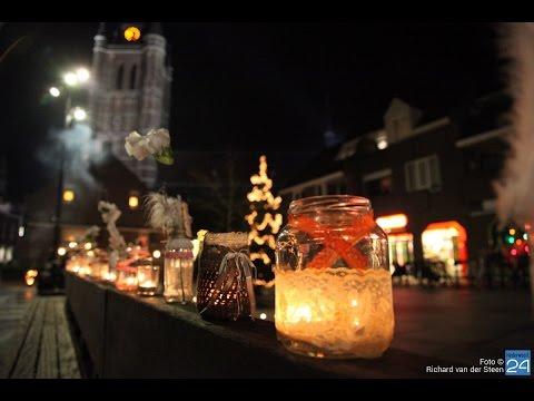 Kerstverlichting Nederweert 2016