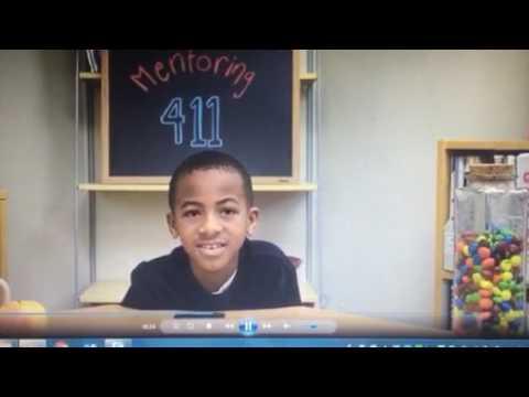 "Vincent & Jordan White ""Mentoring 411"" by the Virginia Mentoring Partnership 2014"