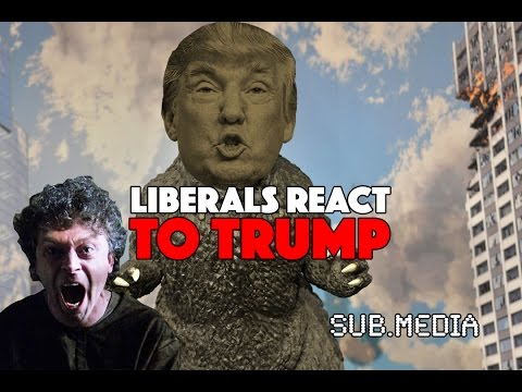 Liberals React to Trump