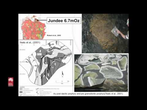 Recent developments in understanding the formation of gold mineral systems in the Yilgarn
