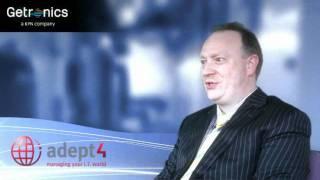 Getronics Client Testimonial - Adept 4