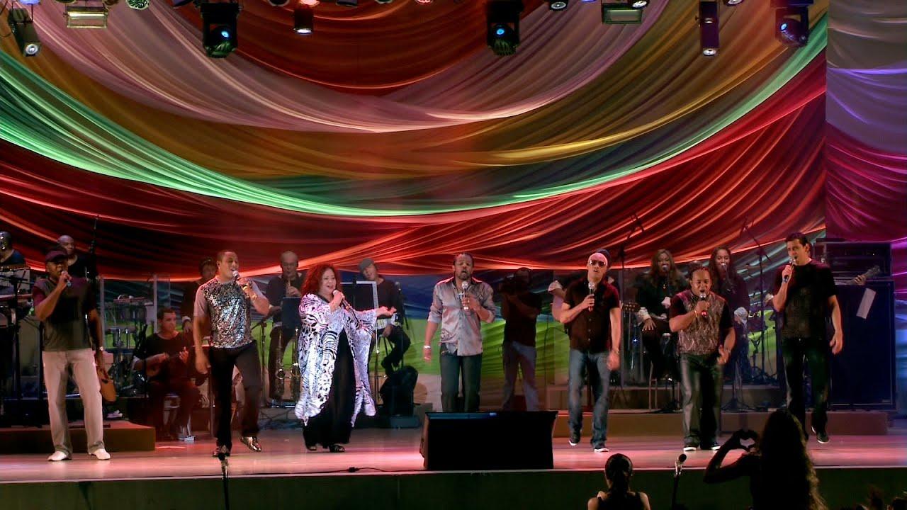 O samba me chamou (Feat. Grupo Revelação) - Alcione - Acesa ao vivo em São Luís do Maranhão