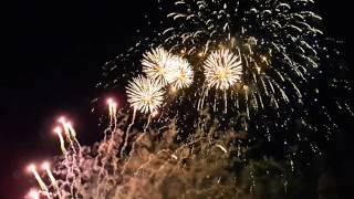 Салют на День Победы Самара 2016