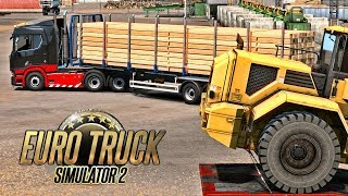 BACK IN MY OWN TRUCK  |  Euro Truck Simulator 2