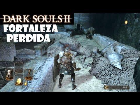 dark souls 2 torre solitaria parasito