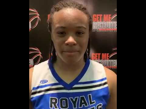 Miracle Cornell (Royal Knights/Franklinton HS/Wake Forest, NC) 2021 5'8 G/F