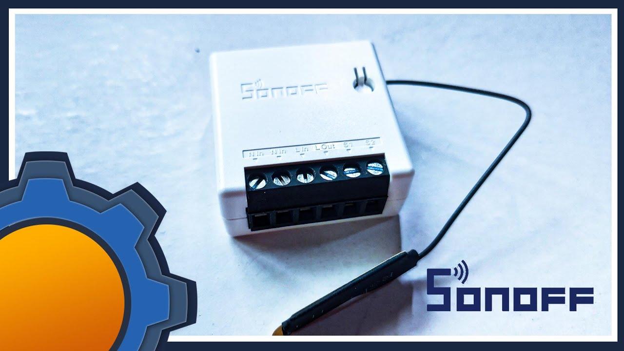 Sonoff Mini - Impressive Hardware  But     Review