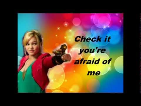 Olivia Holt from Girl Vs. Monster - Fearless (full song) Lyrics