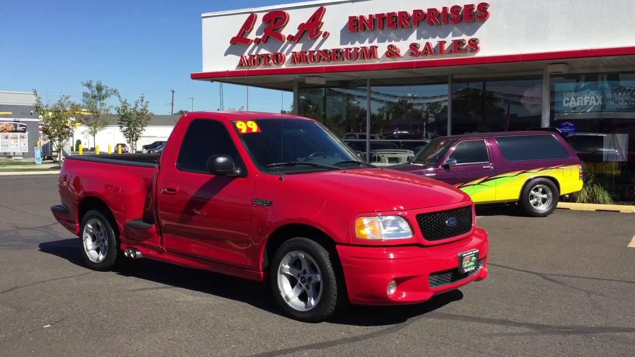1999 ford lightning 32k miles for sale