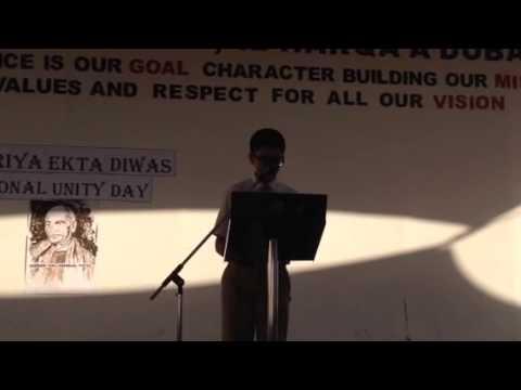 Hindi national unity day