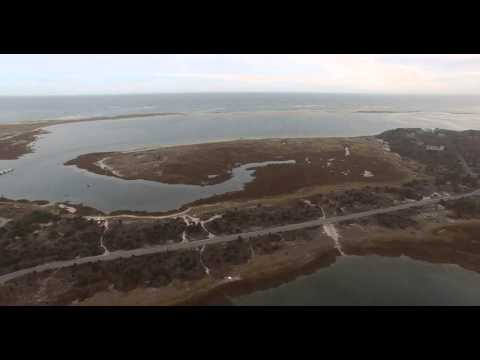 Chatham, Cape Cod Aerial 4k Video