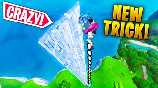 OP JUMP TRICK!! - Fortnite Funny WTF Fails and Daily Best Moments Ep. 1373