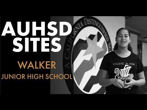 AUHSD Sites: Walker Junior High School