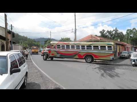 Dancer × Backpacker Shimon Owaki , World travel ① in Antigua/ Guatemala (HD)