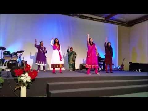 Teri Jai Ho Yeshu - Dance by MCC Ladies