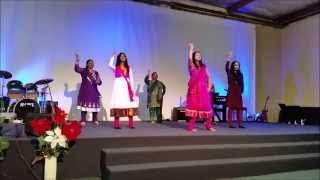 Teri Jai Ho Yeshu - Dance by MCC Ladies