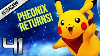 Pokemon Mystery Dungeon: Gates to Infinity - [Aftergame] Part 41 - Pikachu Returns!