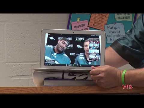 Veterans Memorial School Character Playbook Challenge | 9/23/19