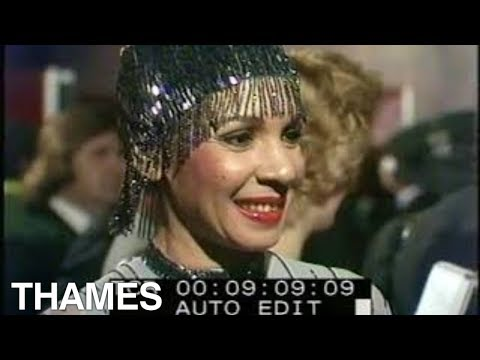 Shirley Bassey interview | Film Premier | Close encounters of the third kind | 1978