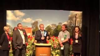 Nuneaton - General Election Declaration