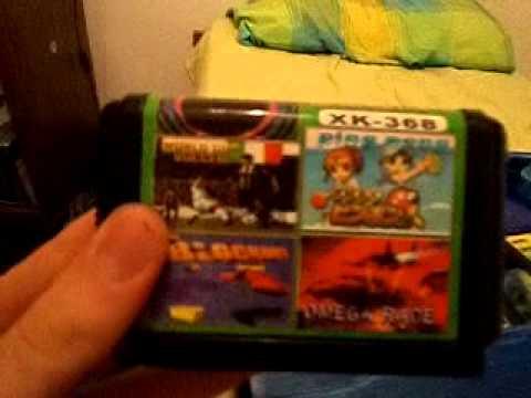Mi Coleccion De Juegos De Sega Genesis Parte 1 Youtube