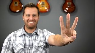 3 Finger Exercises Every Guitarist Should Know!