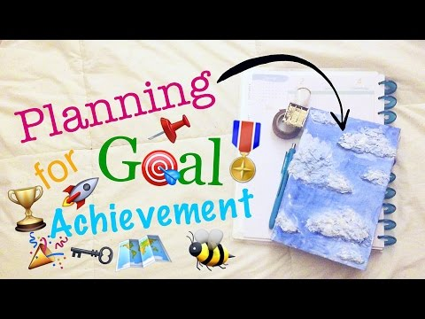 Creative Ideas for Planning, Goal Setting + Habit Trackers \\ DIY + Tutorial