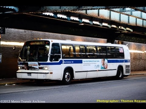 New York City Transit Authority 1996 Novabus RTS-06 #9163