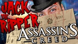 THE KILLER REVEALED !?! KILLING JACK THE RIPPER !!! (Assassins Creed Syndicate Jack The Ripper DLC)
