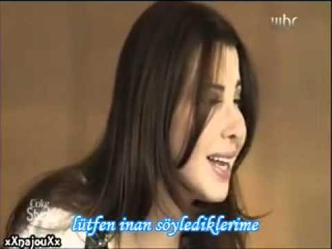 Nancy Ajram = Lawn Eiounak (Türkçe Altyazı)