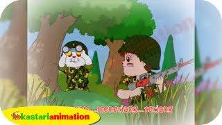 Gambar cover Maju Tak Gentar (Lagu Nasional Indonesia) - Kastari Animation Official