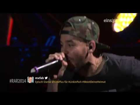 Linkin Park - A Light That Never Comes (Rock am Ring 2014) HD
