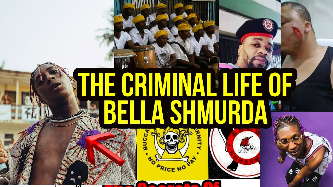 Download THE D@NGEROUS AND CR!MINAL CULT!ISM LIFE OF BELLA SHMURDA | CASH APP | DANBGANA | RUSH | NETWORTH