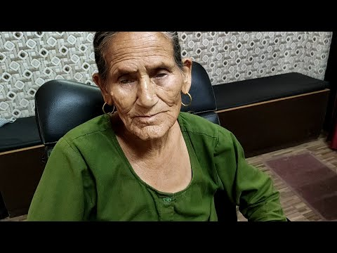 85 Year Old Woman Makeup/🤶🤶