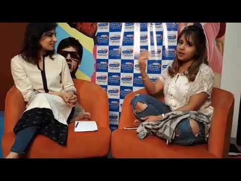 Aishwarya live in Radio city on Gujarat