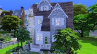 Opposite Roommates Townhouse - Sims 4 Speedbuild