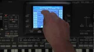 Корг Pa3X Інструкція Відео Частина 2 - Звуки