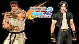 Capcom vs. SNK 2 OST - Wipe Out (Osaka Stage 1)