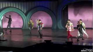 [HD fancam] 121214 Big Bang - Love Song @ Wembley Arena, London
