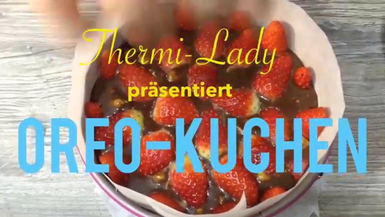 Thermomix Tm5 Oreo Kuchen Oreo Pastasi Youtube