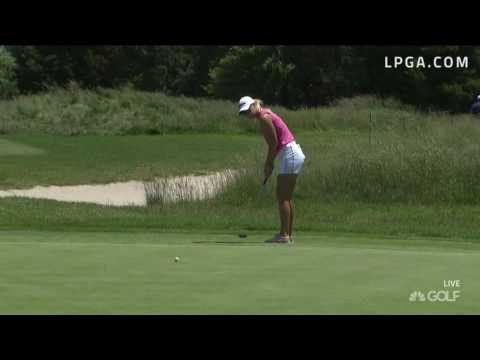 Anna Nordqvist Round 1 Highlights 2017 ShopRite LPGA Classic