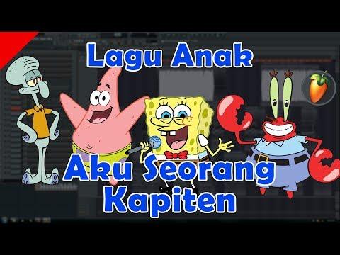 Unduh lagu Aku Seorang Kapiten -  Spongebob Squarepants and Friends Mp3 online