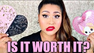 TOO FACED X KAT VON D: IS IT WORTH IT? + GIVEAWAY (CLOSED)!