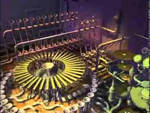 Incredible Mechanical Music.flv