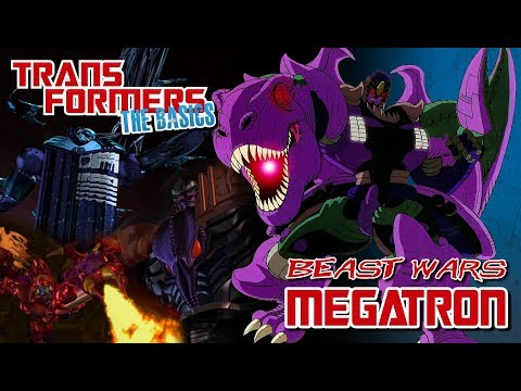 TRANSFORMERS: THE BASICS on Beast Wars MEGATRON
